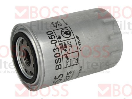 BS03-050 Маслен филтър [BOSS FILTERS] IVECO 75-9/80-9/90-9