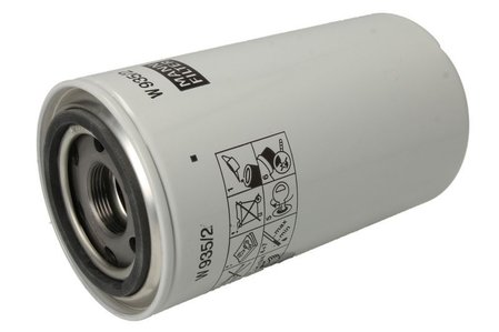W 935/2 Маслен филтър Oil filter CATERPILLAR 1000, 300, 500, M, W; KUBOTA M, R