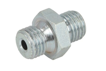 ZP1212H Съединителна глава [NIK-MAR]  fitting Straight connector, M12x1,5 outer, M12x1,5 outer (HN)