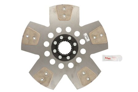3743 KW Феродов диск, съединител [KAWE] Clutch disc/plate (310mm) LINDNER GEOTRAC; PRONAR 5000